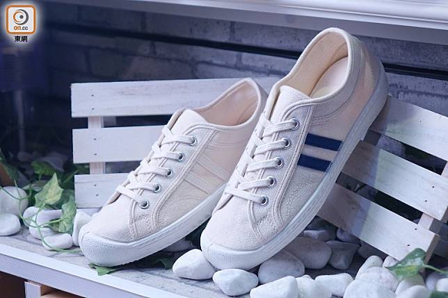 INN-STANT Canvas Sneakers(胡振文攝)