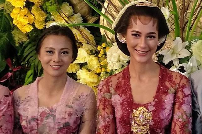 Baim Wong Menikah Intip 5 Potret Cantik Adik Paula Verhoeven
