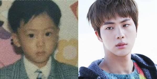 Genap Berusia 25 Tahun Ini 10 Transformasi Si Ganteng Jin Bts