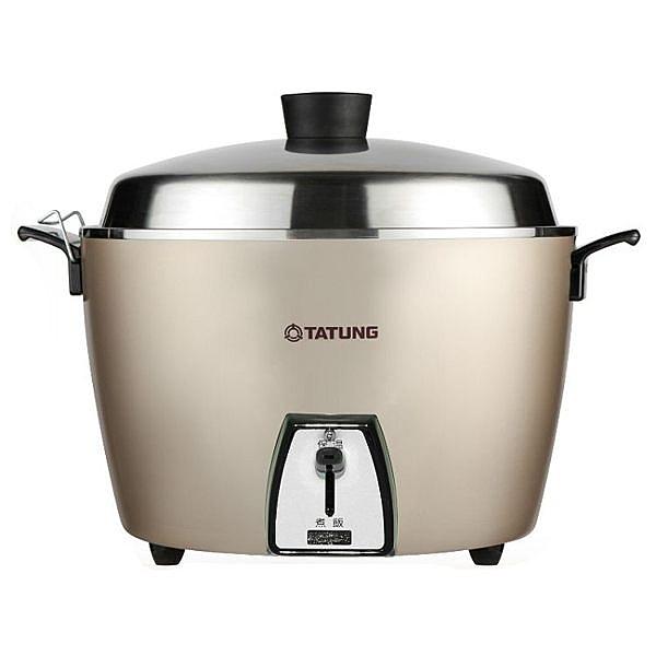 特殊色文藝金色n均為SUS304不鏽鋼n煮飯、粥、蒸、滷、燉多用途n●簡配規格 沒有內鍋蓋及蒸盤●
