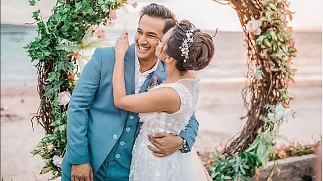 Vanessa Angel dan suami, Bibi Ardiansyah [Instagram]