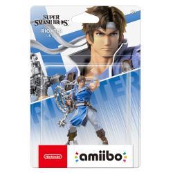 ◎內建 NFC 支援遊戲互動 ◎個別的Amiibo對每個遊戲有不同對應的功能 ◎體驗遊戲多樣樂趣商品名稱:任天堂Nintendoamiibo公仔Richter里希達(明星大亂鬥系列)品牌:Ninten
