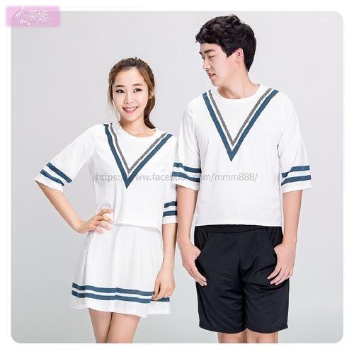 衣美姬男女 啦啦隊制服 表演 情侶衣 車模外拍 服裝 制服