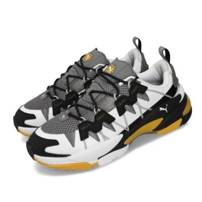 品牌: PUMA 型號: 37073403 LQD Cell Omega 基本款 情侶穿搭 復古 簡約 厚底 球鞋 白 灰