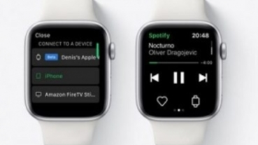 Spotify 據傳正在測試直接從 Apple Watch 串流音樂播放功能