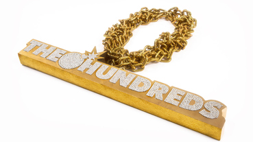 HUNDREDS 和 Ben Baller 聯手打造世界最巨大珠寶項鍊