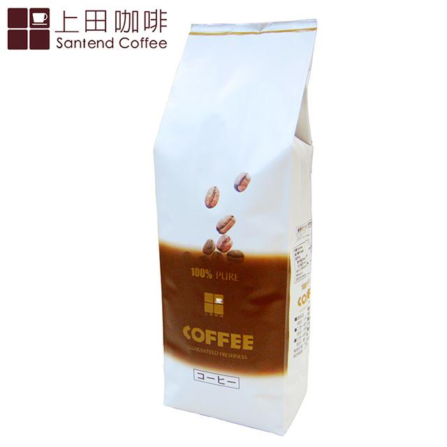上田綜合熱咖啡,是由調豆師調配混合數種烘焙豆而成 入口香醇、甘甜、無酸性,溫潤的風味適合單飲也適合特調