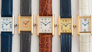 遊日必逛!古董手錶連鎖店,專售 Cartier / Rolex / Omega 珍貴款式,隨時令你傾囊而出