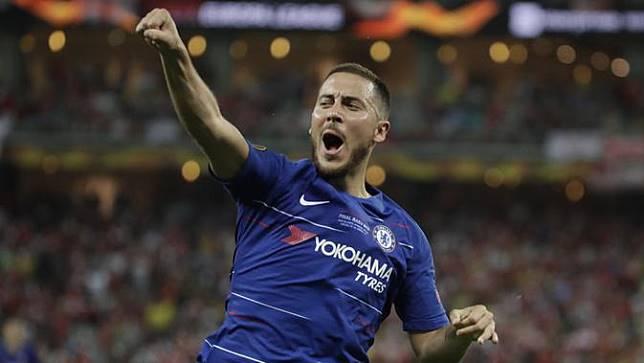 David Luiz Sebut Chelsea Sudah Punya Sosok Pengganti Hazard