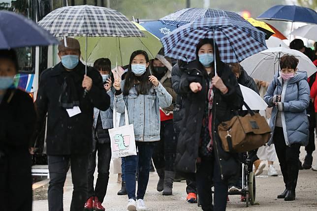 ▲武漢肺炎疫情擴散,讓這個新年顯得相對黯淡。(圖/美聯社/達志影像)