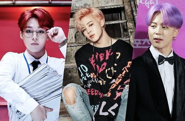 Ini 5 Warna Rambut Paling Iconic dari Jimin BTS