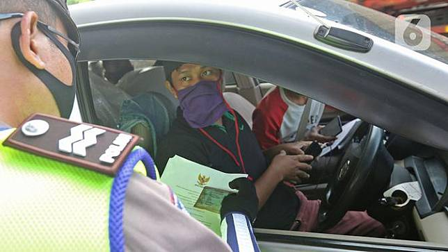 Dilengkapi QR Code, SIKM Jakarta hanya Bisa Dipakai Pemilik