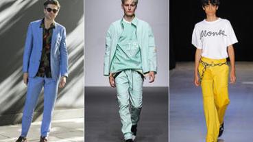 【型男色彩學】時尚權威預測2020年度「五大流行色」,選對顏色搞定穿搭!
