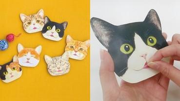 日本再推出貓系列第 3 彈!「貓舌頭」抽出來竟然是?