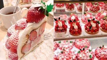 現在日本人都瘋這一家!東京超夯「水果蛋糕」用料實在到令人光看就食指大動!