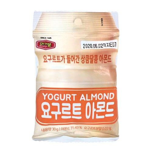 韓國 MURGERBON-養樂多杏仁果