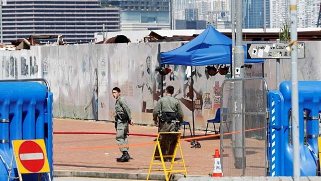 ศาลฮ่องกง มีคำสั่งคุ้มครองชั่วคราว ไม่อนุญาตให้ผู้ประท้วงเข้าไปใกล้ที่พักของตำรวจ