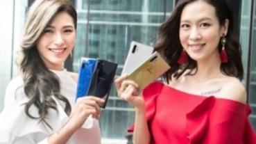 大小雙型號:Samsung Galaxy Note 10 系列正式發表