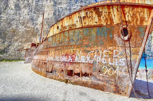 Jadi Tempat Wisata, Ini 7 Bangkai Kapal Paling Indah di Dunia
