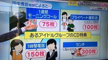 朗報:買2000隻CD就能跟偶像去溫泉旅行