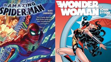 漫威、DC 英雄角色大集合!5 部美國必看漫畫推薦