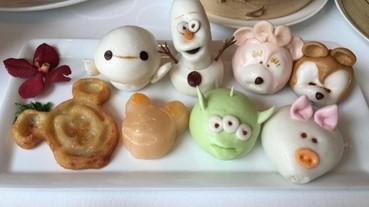想吃迪士尼特色美食不用跑到日本,香港迪士尼樂園裡也有超吸睛的點心?