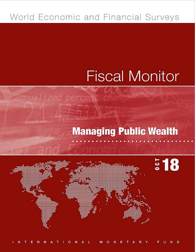 ▲根據國際貨幣基金報告,和G20國家相比,台灣政府債務處理的表現並不差。圖/財政部提供