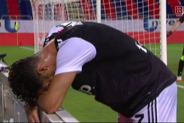 Gelar Top Scorer Melayang, Ronaldo Gagal Jadi Manusia Langka