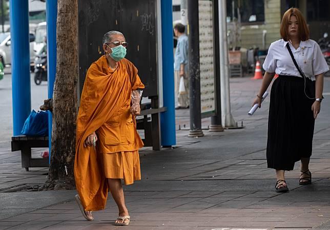 泰國武漢肺炎