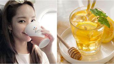 消水腫超有感!爆紅「薏仁檸檬水」到底怎麼喝!?誰不適合?專業營養師揭露關鍵