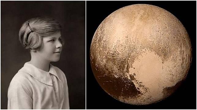 Venetia Burney mengusulkan nama planet Pluto