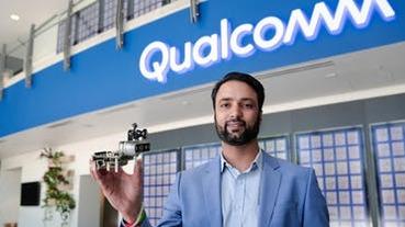 高通首個 5G + AI 機器人平台 RB5 正式發表