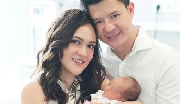 Lahirkan Bayi Perempuan, Shandy Aulia Dapat Kejutan di Hari Valentine dari Suami