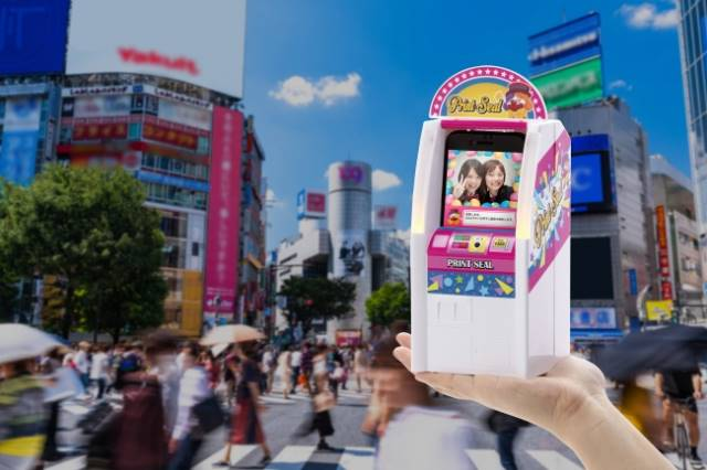 ตู้พุริคุระยุค 90 ในไซส์มินิ ของเล่นน่ารัก ๆ จาก Takara Tomy Arts