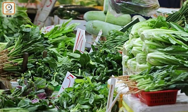 多吃蔬菜有助維持腸道健康。