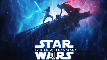 《Star Wars: The Rise of Skywalker》最新電影海報發佈!