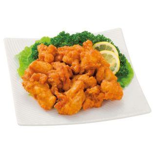 鶏もも唐揚(和風ダシ風味)