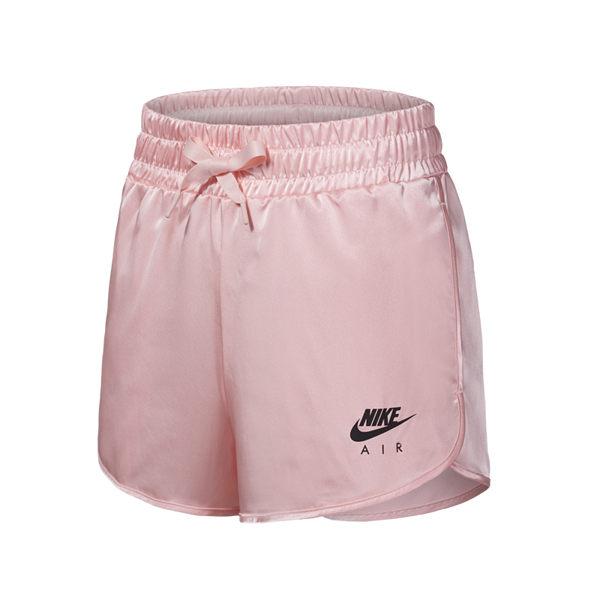 【折後$1480】▶NIKE SPORTSWEAR AIR SATIN 粉紅 緞面 運動 短褲 女款 BV4630-682
