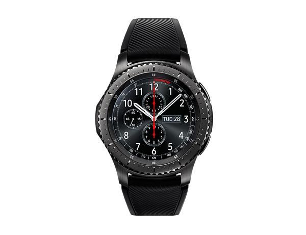 三星 SAMSUNG Gear S3 Frontier 智慧手錶/IP68防水防塵/穿戴配件/內建麥克風【馬尼行動通訊】