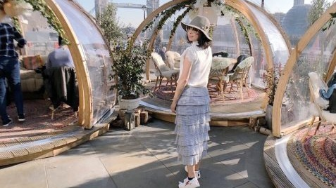 跟著MOMA找熱點-泰晤士河邊人氣餐廳COPPA CLUB