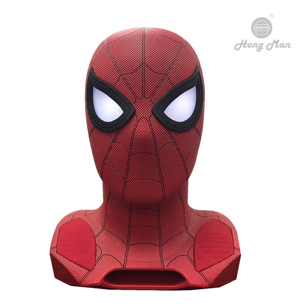 高音質 高度還原電影原型 漫威系列 蜘蛛人藍牙喇叭