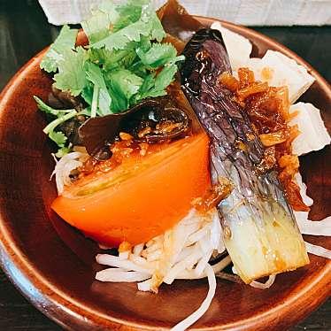 実際訪問したユーザーが直接撮影して投稿した西新宿台湾料理台湾佐記麺線&台湾食堂888の写真