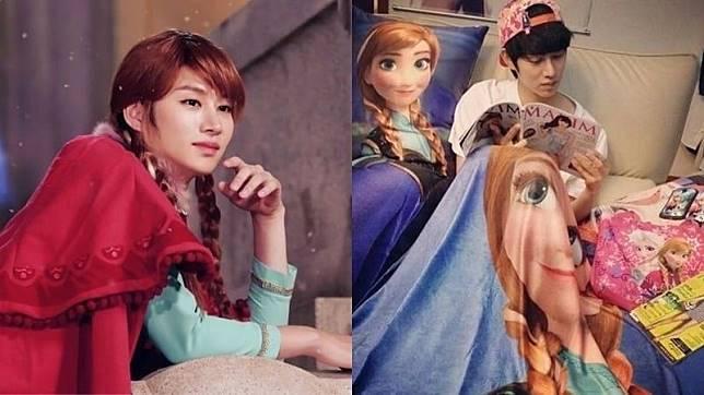 Fans Berat, 5 Idol KPop Ini Koleksi Berbagai Karakter Animasi