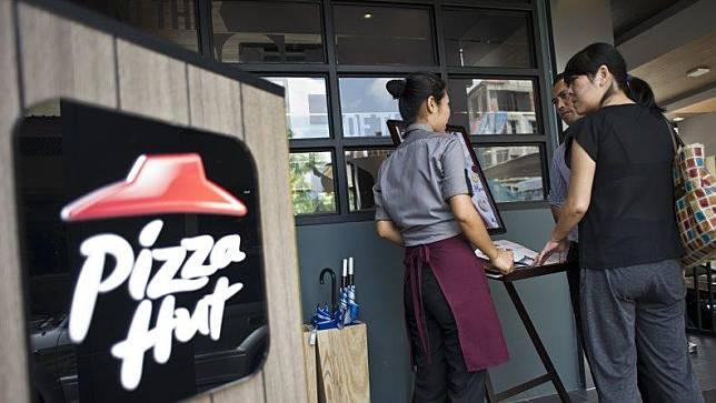 Restoran Pizza Hut. (Foto: ilustrasi/AFP)