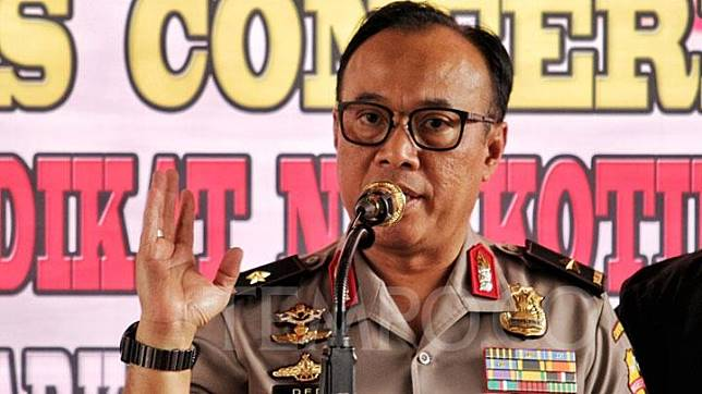 Bawa 1 500 Bendera Bintang Kejora Ketua Perindo Sorong Ditangkap Tempo Co Line Today