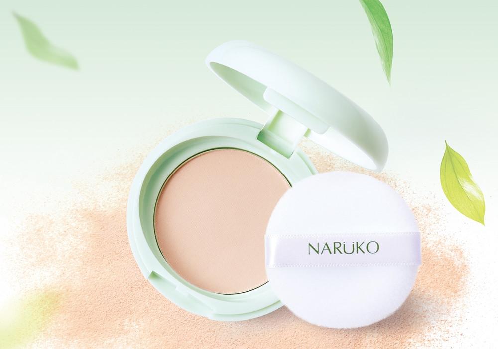 NARUKO 牛爾親研 茶樹輕透吸油蜜粉餅,30g/NT329