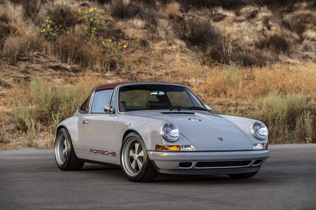Singer Vehicle Design Porsche