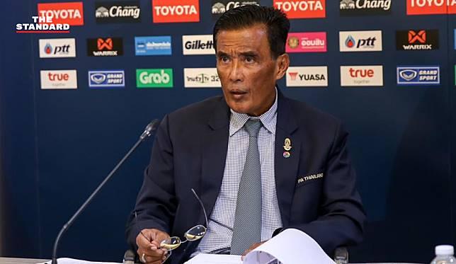 ส.บอลไทยฯ ลงดาบแบนผู้ตัดสินเกมระหว่างการท่าเรือฯ-บียู เหตุตัดสินผิดพลาด ห้ามทำหน้าที่ตลอดฤดูกาลที่เหลือ