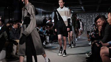 起點現場 / 上海時裝週之 #真的有故事 Converse x Feng Chen Wang