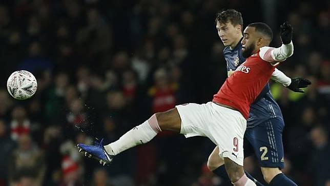 Bungkam Arsenal, Serangan Balik Manchester United Mematikan